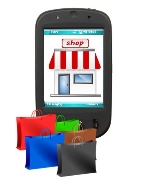 Mobile Commerce Shopping Mall