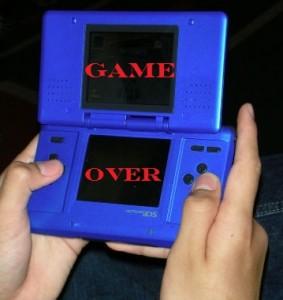 Mobile Games - Handheld games lose ground