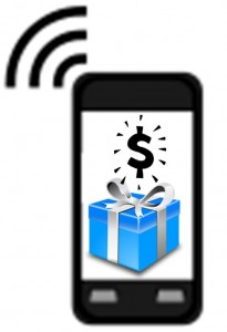 Mobile Payments Gift Card