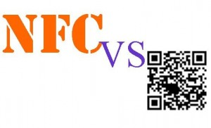 NFC technology vs QR codes