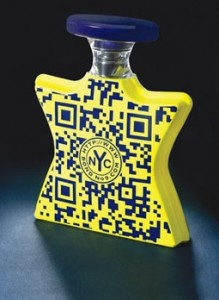 QR Codes Bond No. 9 Fragrance