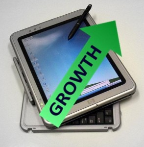 Tablet Commerce Growth