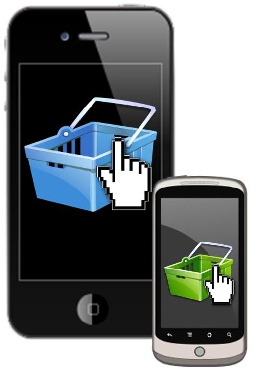 m-commerce app mobile shopping