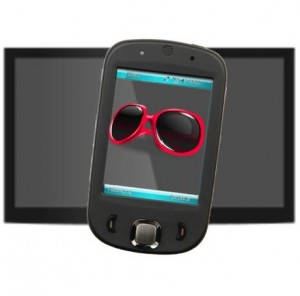 m-commerce second screen device