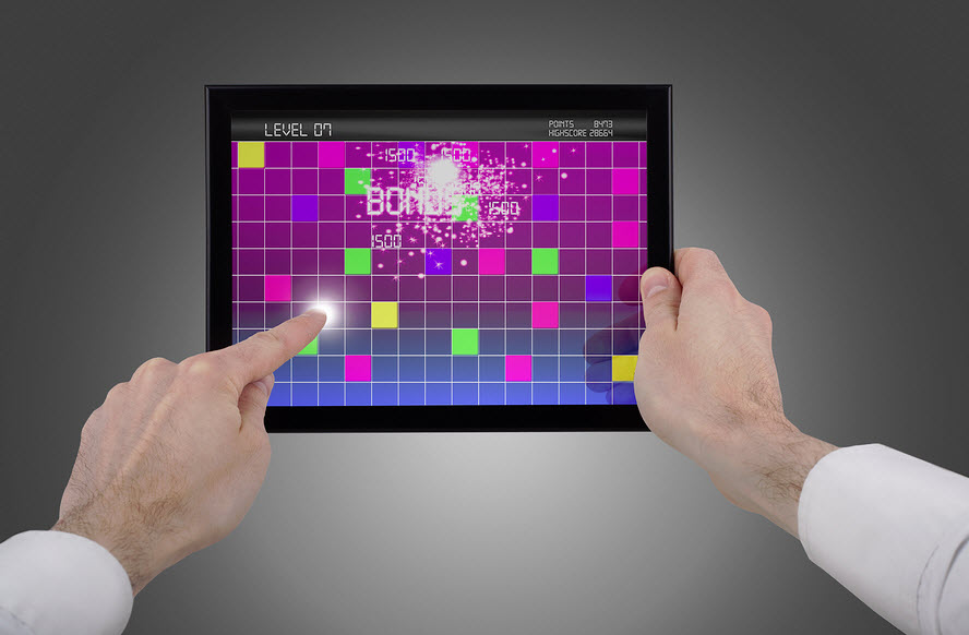 tablet mobile gaming