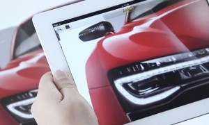 Audi Augmented Reality
