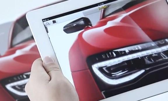 Audi Augmented Reality