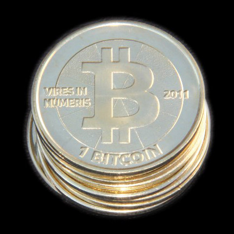 Bitcoins Mobile Commerce