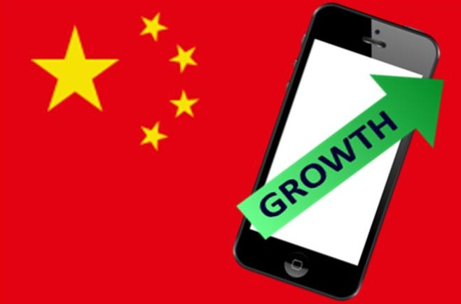 China Mobile Commerce Growth