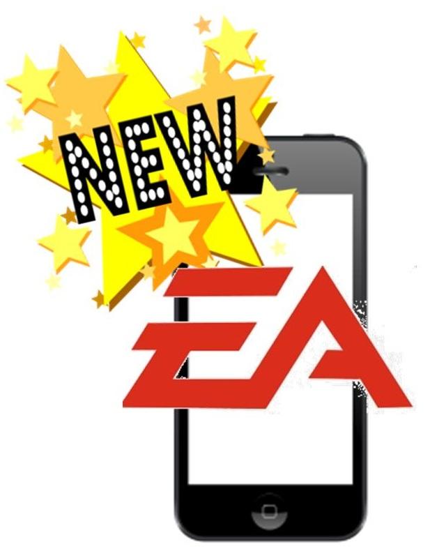 EA New Mobile Games