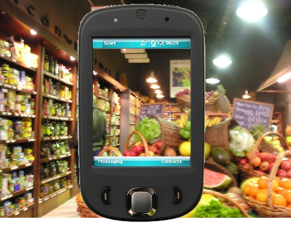 Grocery Mobile Marketing