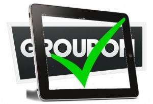 Groupon - Mobile payments are a go
