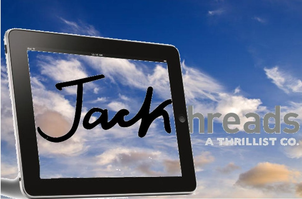 Jackthreads - Tablet Commerce