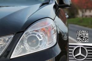 Mercedes-Benz QR Codes