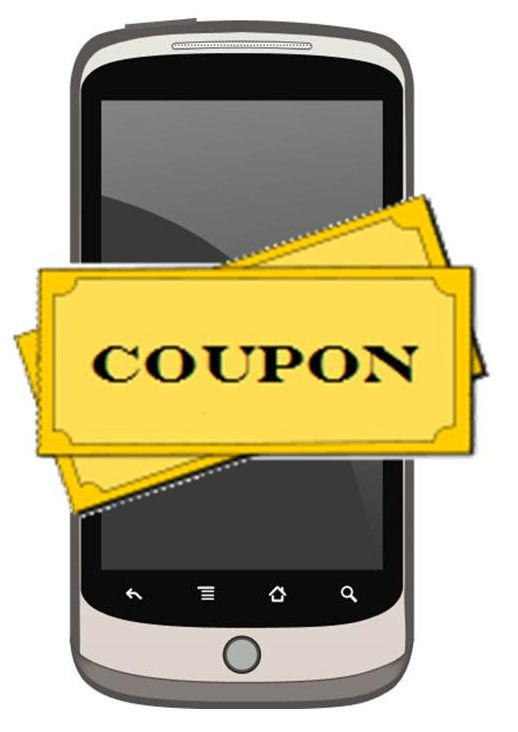 Mobile Commerce Coupons