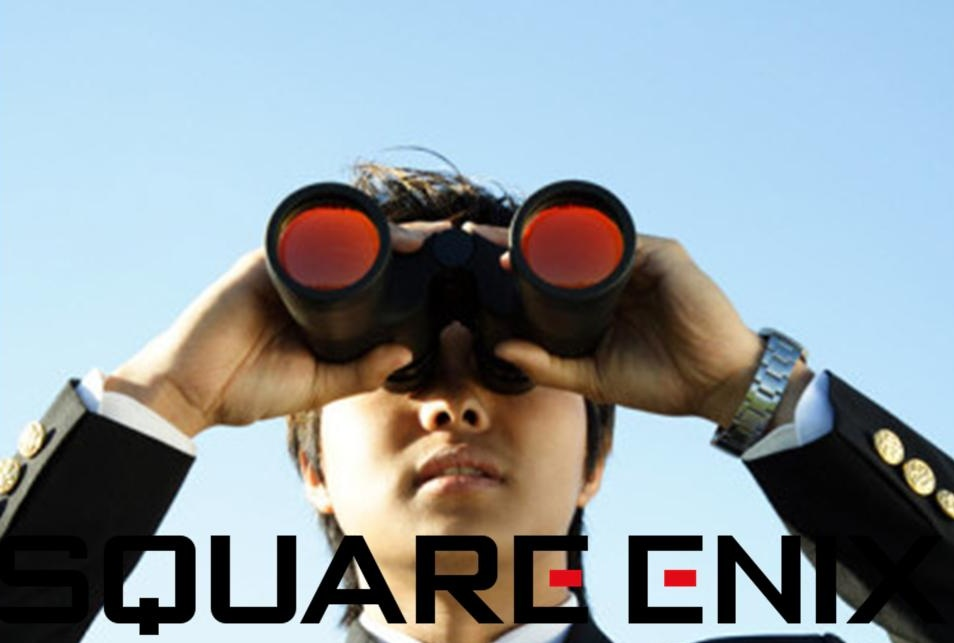 Mobile Games - Square Enix
