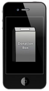 Mobile Games Support for Charity