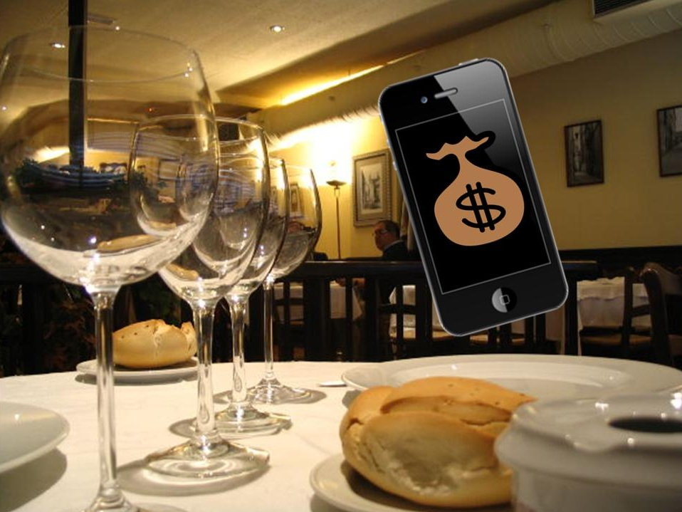 Mobile Payments Food Industry