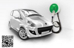 QR Codes - Electric Cars