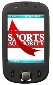 Sports Authority - M-Commerce