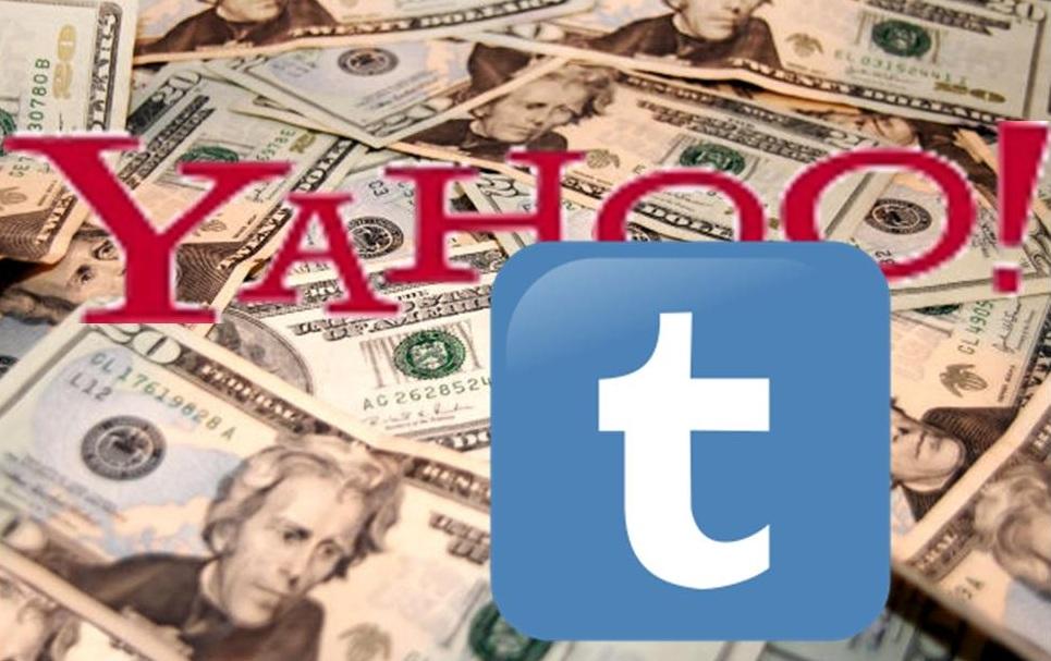 Technology news - Yahoo! purchases tumblr