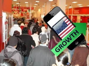 U.S. Mobile Commerce Retail Growth