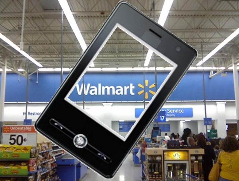 Walmart Mobile Commerce