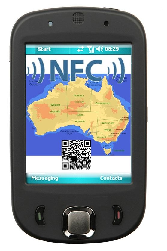 Australia Mobile Payments - NFC and QR Codes