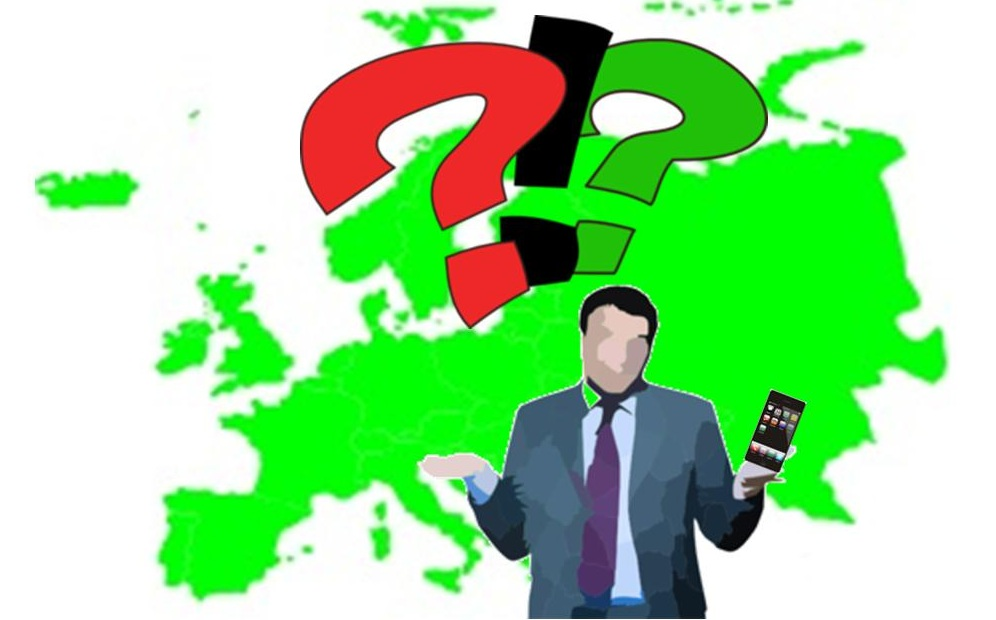 Mobile Commerce Europe - Language Issues