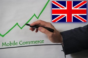 Mobile Commerce on rise in UK