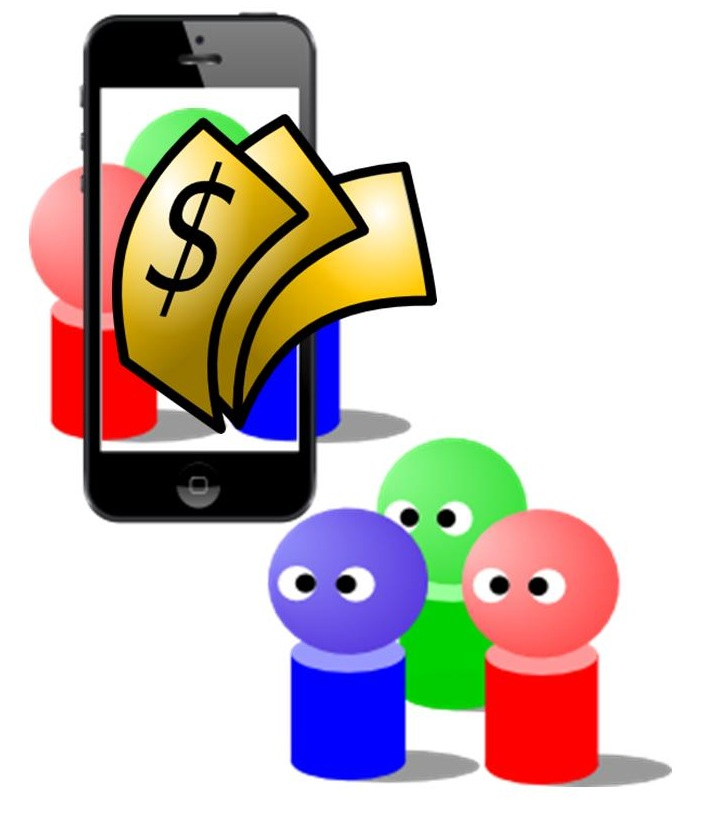 Mobile payments and mobile gaming