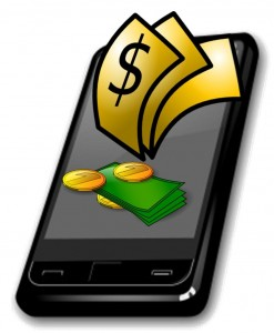 Mobile marketing digital ad dollars