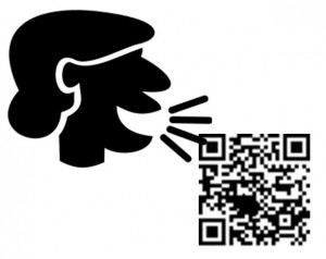 QR Codes - Voice Enabled