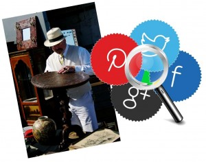 Social Media Marketing - Antique Business