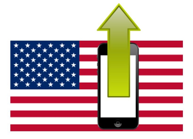 U.S. Mobile Commerce on the rise