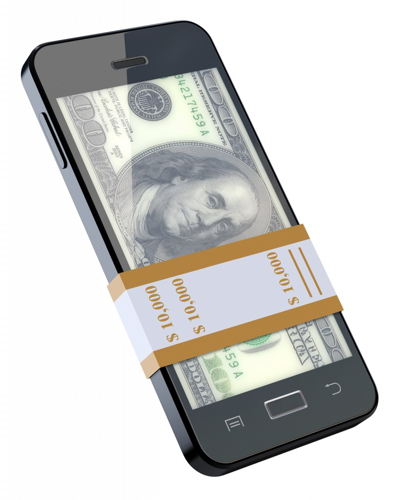 Mobile Marketing Spending