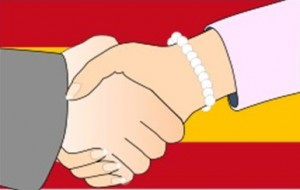 mobile commerce partnership spain