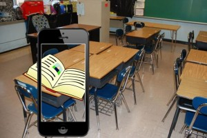 Augmented Reality - classrooms and yearbooks