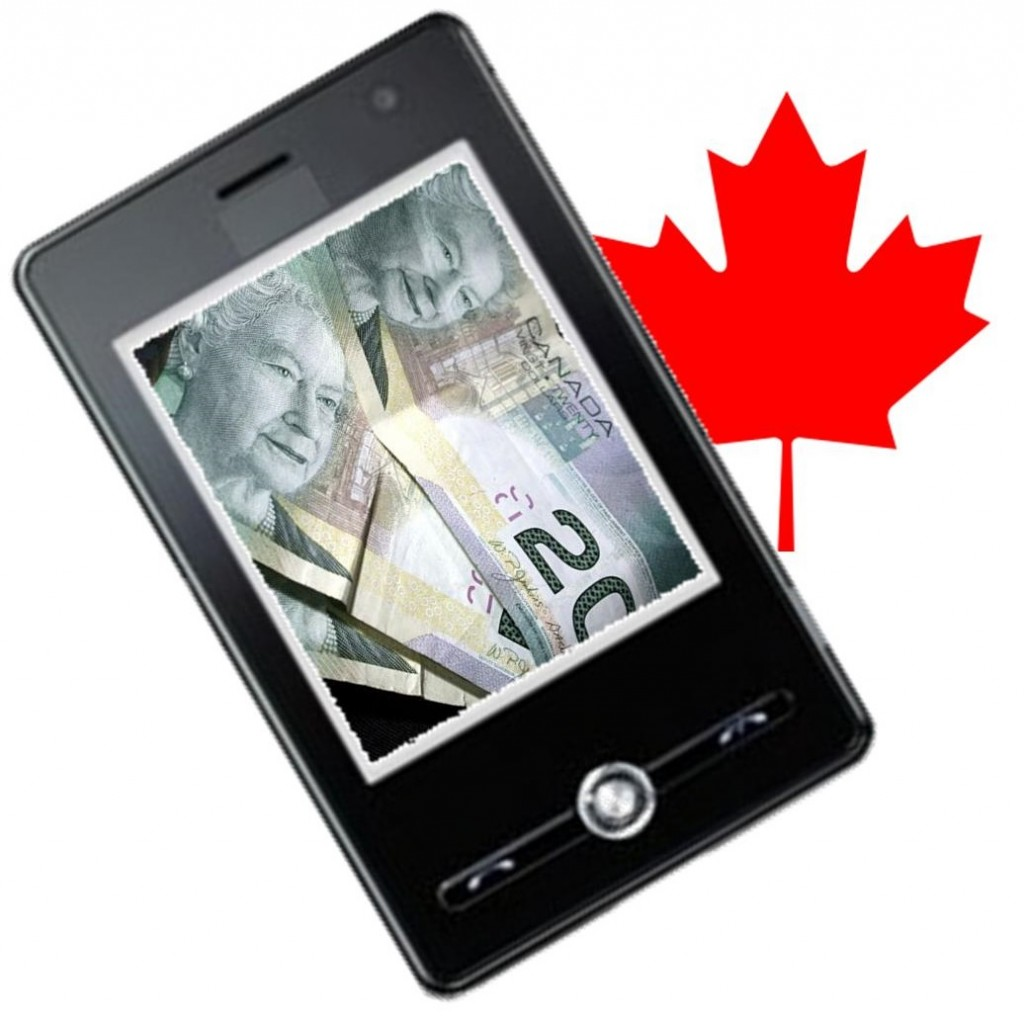 Canada Mobile Marketing ad revenue