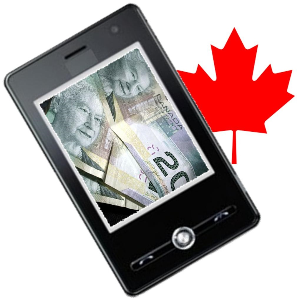 Canada Mobile Banking