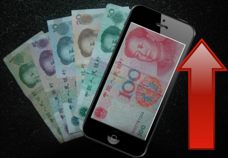 Mobile Commerce Spending in China on the Rise