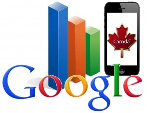Google Mobile Commerce Report - Canadians and smartphones