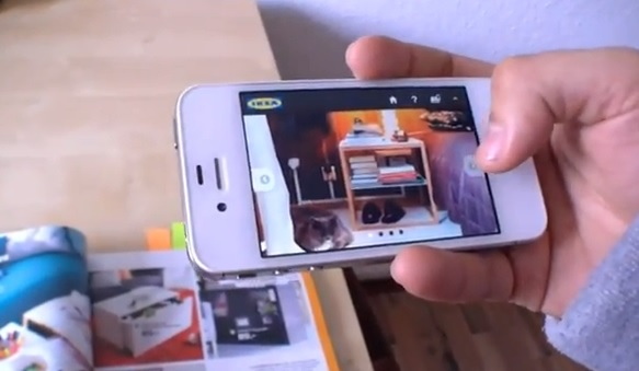 IKEA Augmented Reality App