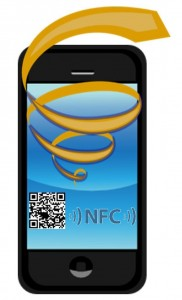 Mobile Commerce driven by NFC and QR codes