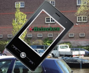 Mobile Marketing - Heineken
