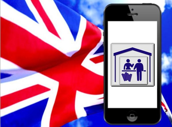 Mobile Marketing UK - hotel mobile app