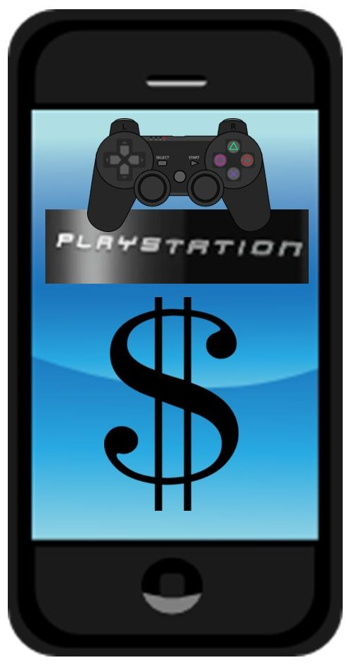 PlayStation Mobile Payments