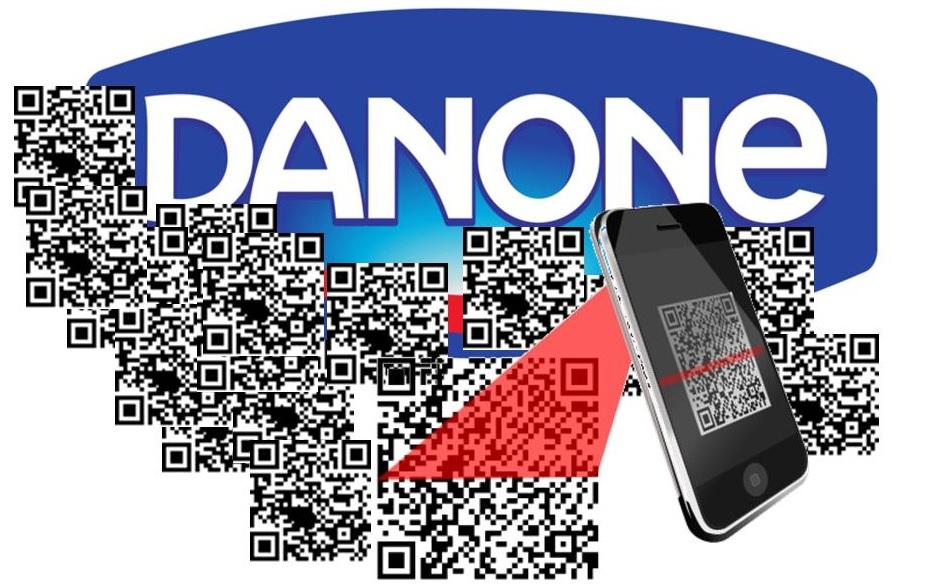 QR Codes - Danone