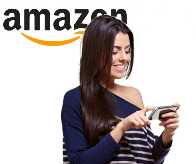 Amazon - mobile commerce