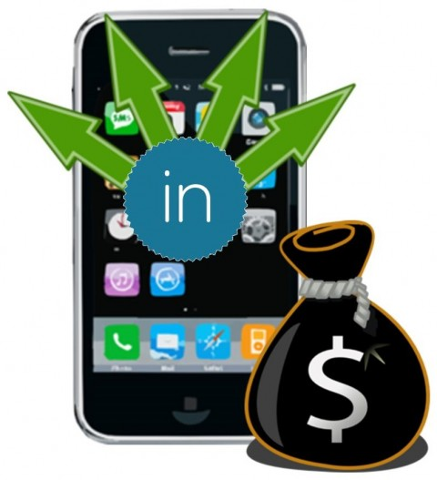 Mobile Marketing - LinkedIn app revenue boost